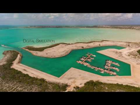 Turks and Caicos Land for Sale - 50 Acre Marina Development