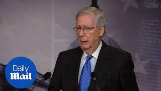 Mitch McConnell discusses midterm election wins and losses
