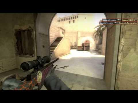 CS:GO Arctic Warfare Magnum