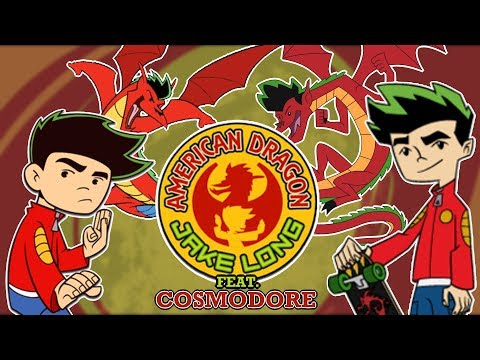 The Change In AMERICAN DRAGON (Feat. Cosmodore)