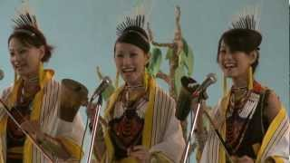 Tetseo Sisters perform at Shri Ram School