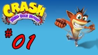 Crash - Mind Over Mutant #01 - Série - Gameplay lets play