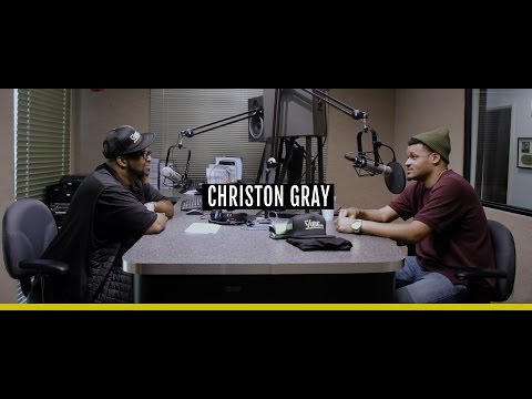 Christon Gray Interview | VibeHD Exclusive