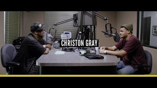 Christon Gray Interview | VibeHD Exclusive