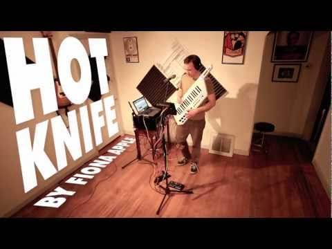 Gavin Castleton - Hot Knife (Fiona Apple looping cover) with VoiceLive Touch 2