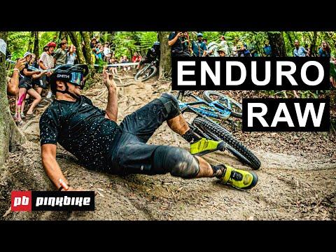 5 Minutes of Raw Enduro Racing | Crankworx Rotorua 2020 Toa Enduro