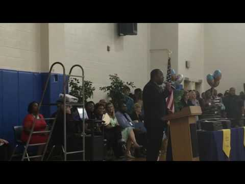 Eastern Guilford Middle School -Promotional Ceremony Highlights