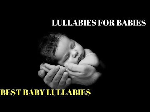TWO HOURS of gentle lullabies for babies - Baby Sleep Music