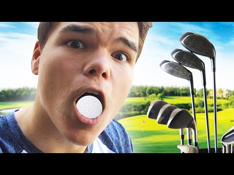 HOW TO SUCK AT GOLF (Golf with Friends)  