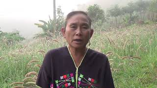 Karen traditional poem, By a woman from Mutraw(Pa-Pun) District, Nothern Karen State, Asia