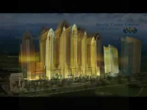 World Trade Center Islamabad - 6th July 2009 Part 1