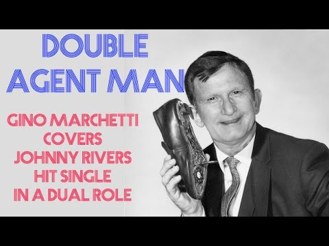 Double Secret Agent Man by Gino