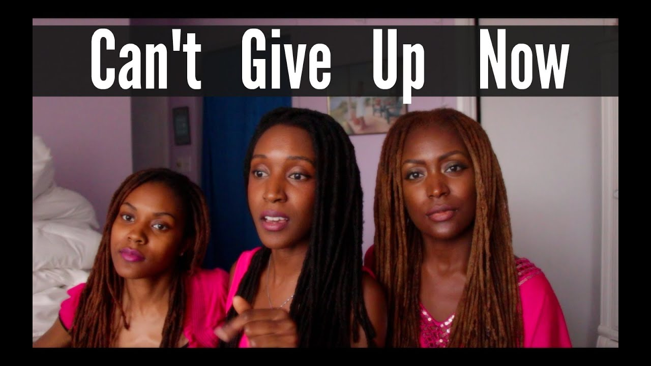 Download Can't Give Up Now   Acapella   3B4JOY