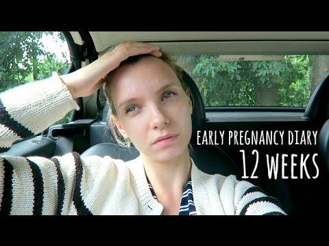 Pregnancy Week By Week: 12 Weeks