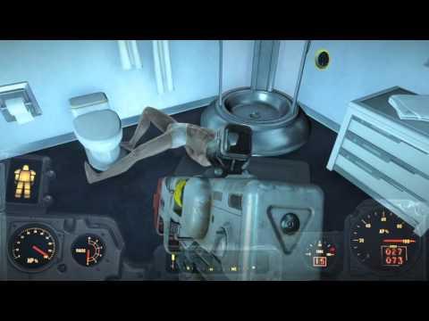 Fallout 4 Die Anstalt...Der Bug