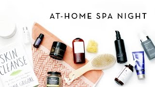 At-home Spa Night | Makeuptia