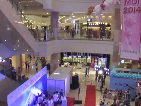 越南 Aeon Mall Vietnam