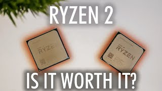 Ryzen 2700X & 2600X - Is Ryzen 2 Worth It? | OzTalksHW
