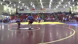 CUSAW 2013 FS State Championships SB/G 98  ESTRADA vs LAMB