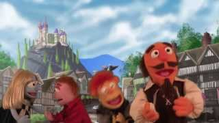 Romeo and Juliet: A Puppet Music Video!