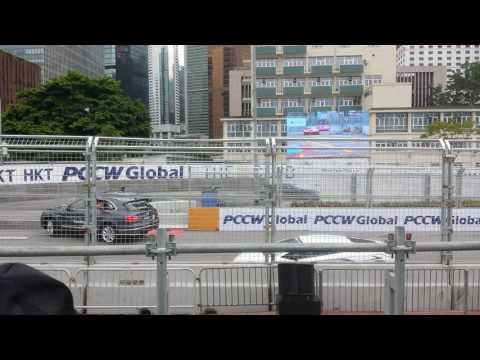 Formula E Hong Kong 2016 Charity Parade