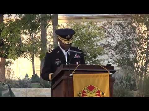 Maj. Gen. Reuben Jones retires