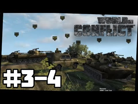 World In Conflict: Mission 3-4