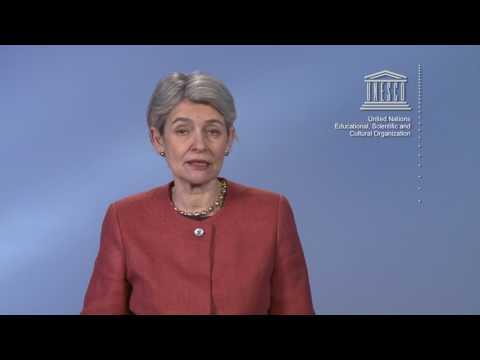 Wastewater, the Untapped Resource: message by Irina Bokova