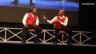 RUM AND COKE (ADMIRAL & HOLLABAK EDITION) AT COMEDY FEST CARIFESTA 2017