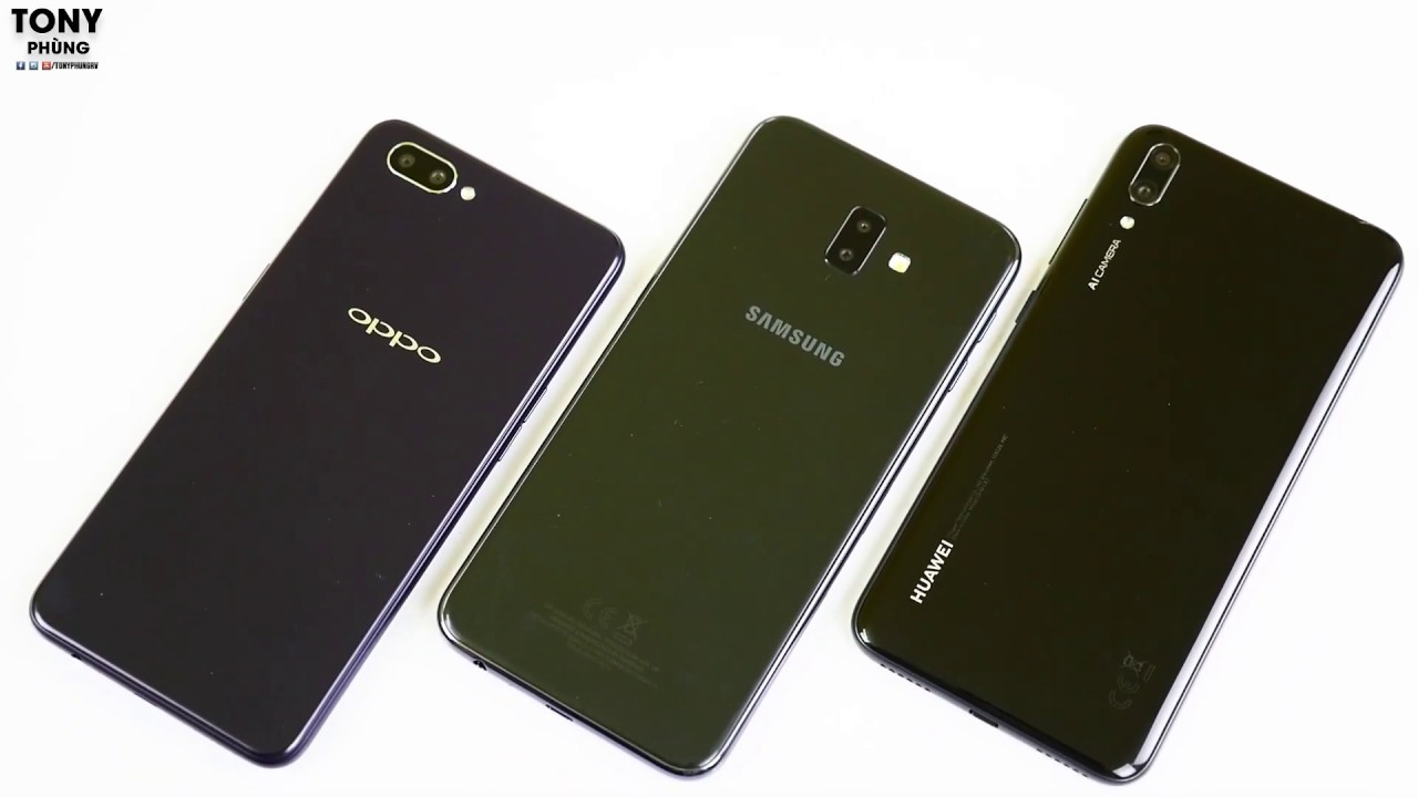 4 triệu chọn Huawei, Oppo hay Samsung?