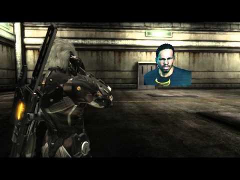 Metal Gear Rising Revengeance - Видеоролики
