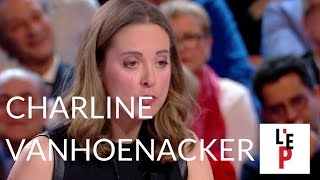 Chronique de Charline Vanhoenacker face à Jean-Luc Mélenchon - L'Emission politique (France 2)