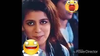 Priya and Rahul Gandhi dubbed funny video 😂