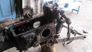 Т 25 ремонт диференціала