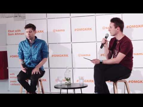 Chat with Y Combinator's Sam Altman at  Estimote (YC S13) office in Kraków, Poland