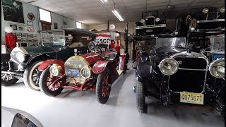 VICTORS GARAGE - Unbelievable Antique Car Collection!