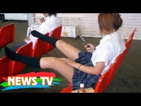 Chỉ nữ sinh Nhật Bản mới có đủ can đảm làm những điều này