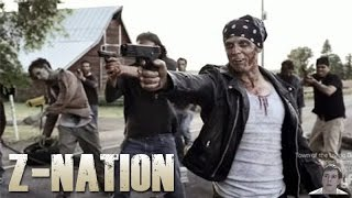 Z-Nation TV Series Season 1 Episode 4 Full Metal Zombie - Video Review