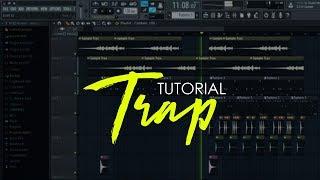 Como hacer un Instrumental de TRAP en FL Studios 12 (Tutorial en Español)