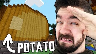 I Built A Giant POTATO In Minecraft - Part 29