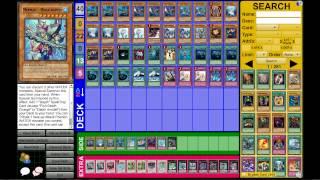 Synchro Mermail Atlantian XYZ Deck Profile