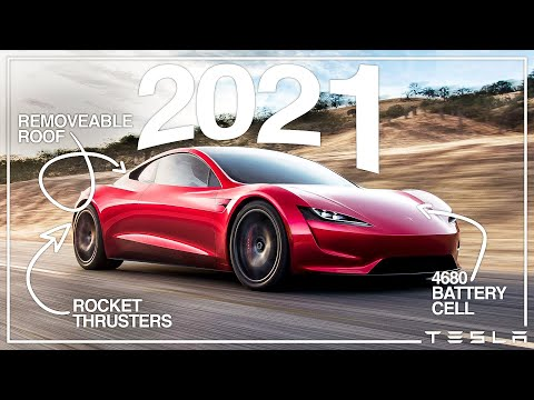 The Tesla Roadster 2021 Update Is Here!