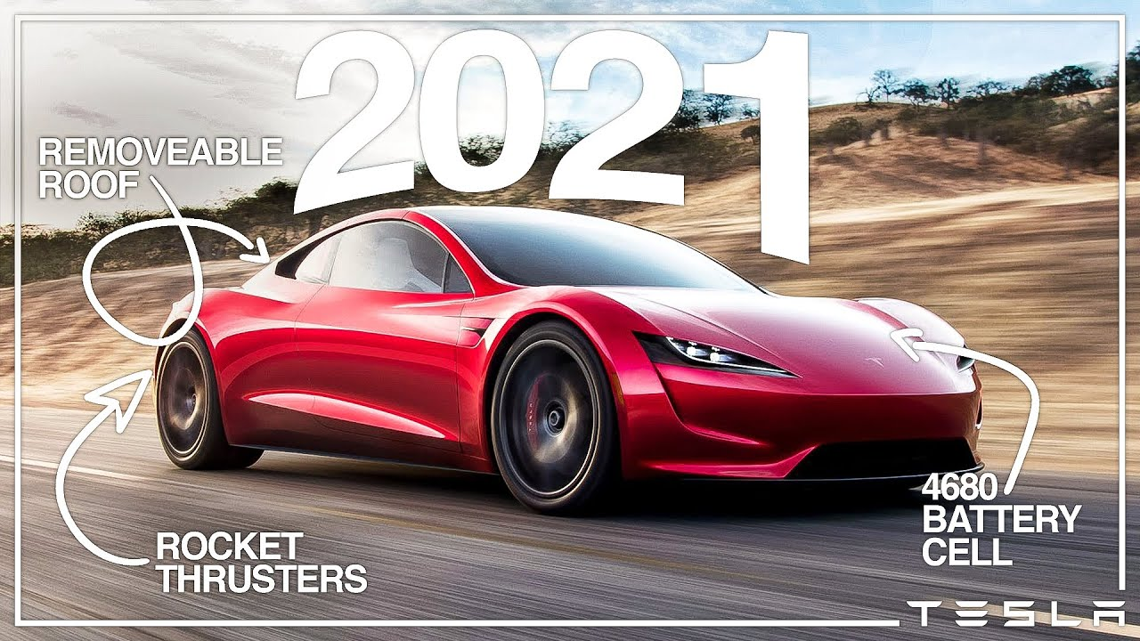 The Tesla Roadster 2021 Update Is Here!