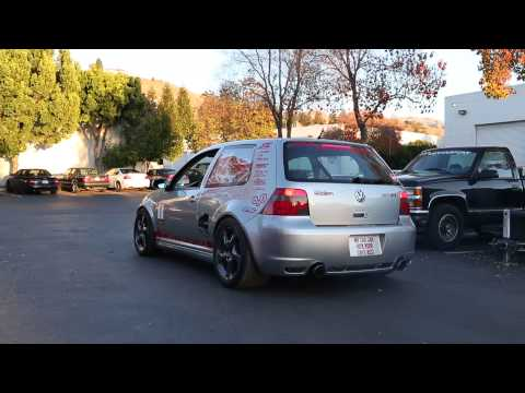 034 Motorsport rear engine Golf