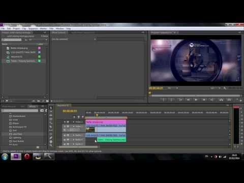 Adobe Premiere   Making A Sniping Montage In Under 5 Minutes!