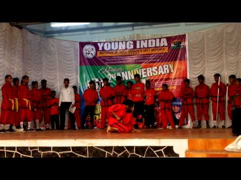Young India Martial Arts Club Annuarsary Program Performance Part 5