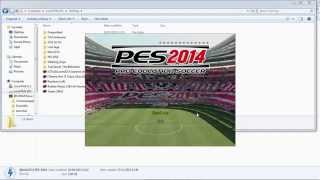 How To Instal PES 2014