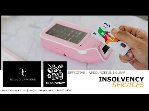 RC & Co Lawyers | Insolvency Services