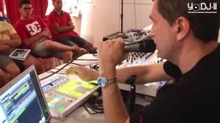 Presentación y Masterclass de la obra YO, DJ II en FNAC Málaga