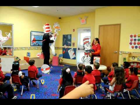 The Cat In The Hat **Preschool-Story Telling**